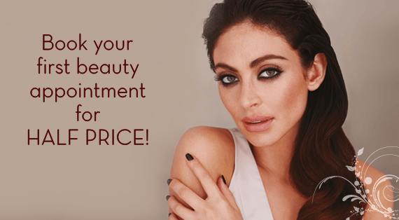 Try beauty for HALF PRICE!!!