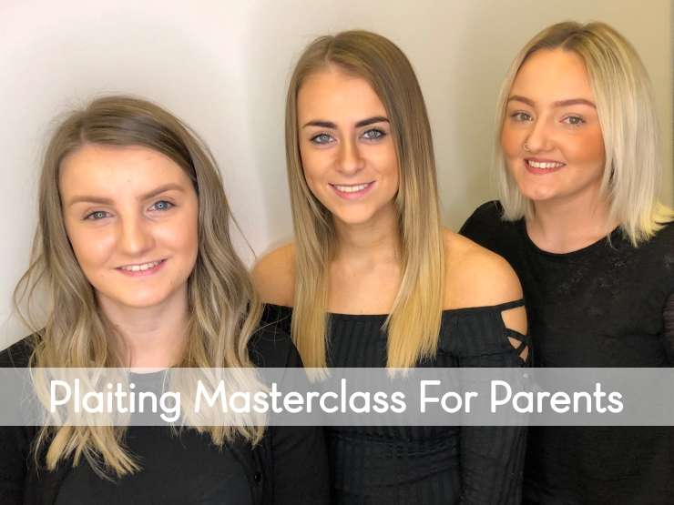 Plaiting Masterclasses Are Back. . .