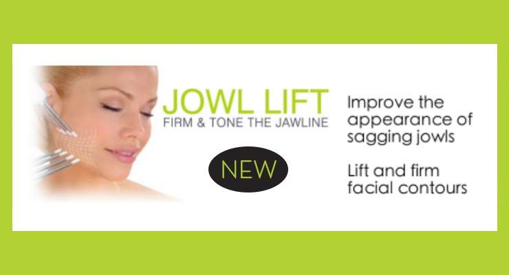 NEW CACI JOWL LIFT!